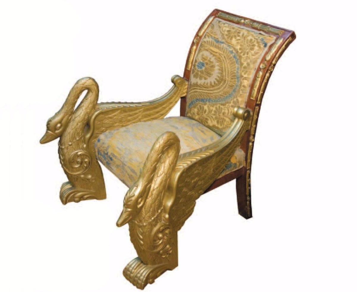 Херсонский краеведческий музей покажет свою коллекцию старинной мебели