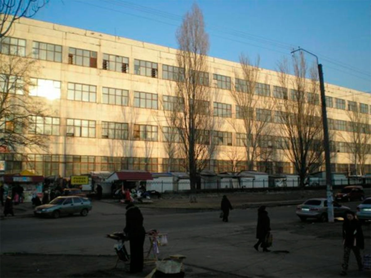 """Про взлёт и падение новокаховского """"Сокола"""""""