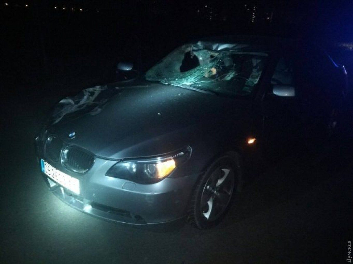 Предполагаемый виновник гибели трёх человек в ДТП на Херсонщине пришёл в полицию