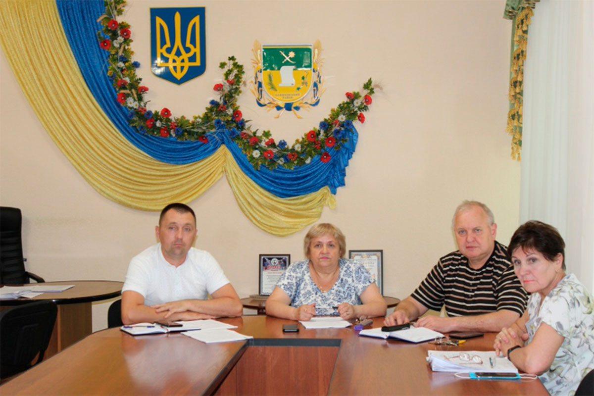 В Олешківській райраді розглядають бюджетні питання