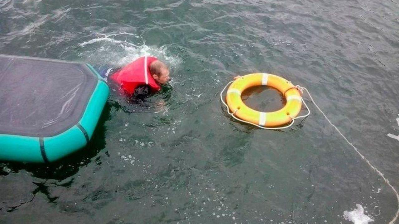 Утонувшего на Херсонщине курортника нашли спасатели