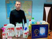 Херсонський підприємець Юрій Рожков: Бізнес має бути соціально-відповідальним