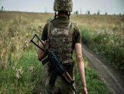 Похищенный на админгранице с Крымом военный смог позвонить сослуживцу