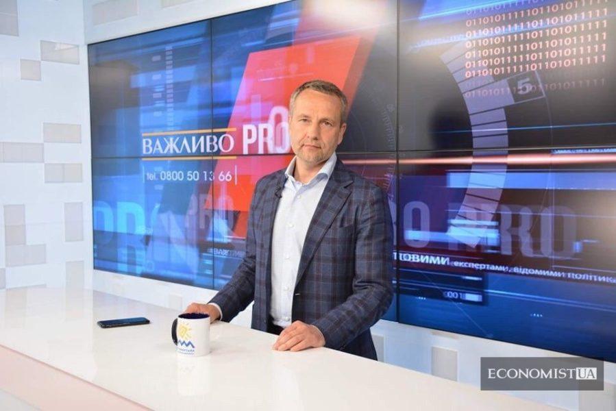 Игорь Колыхаев: Так политика или экономика?