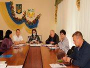 В Олешківській райраді розглянули питання медичного обслуговування та соціального захисту мешканців району