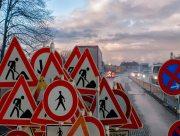 На Херсонщине планируют ограничить проезд перегруженных грузовиков в жару