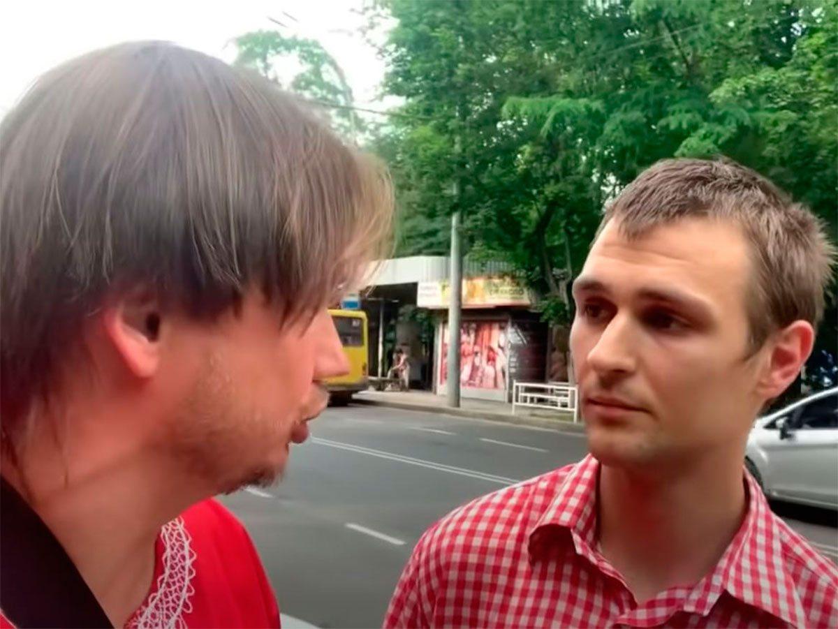 У Херсоні скоєно черговий напад на журналіста