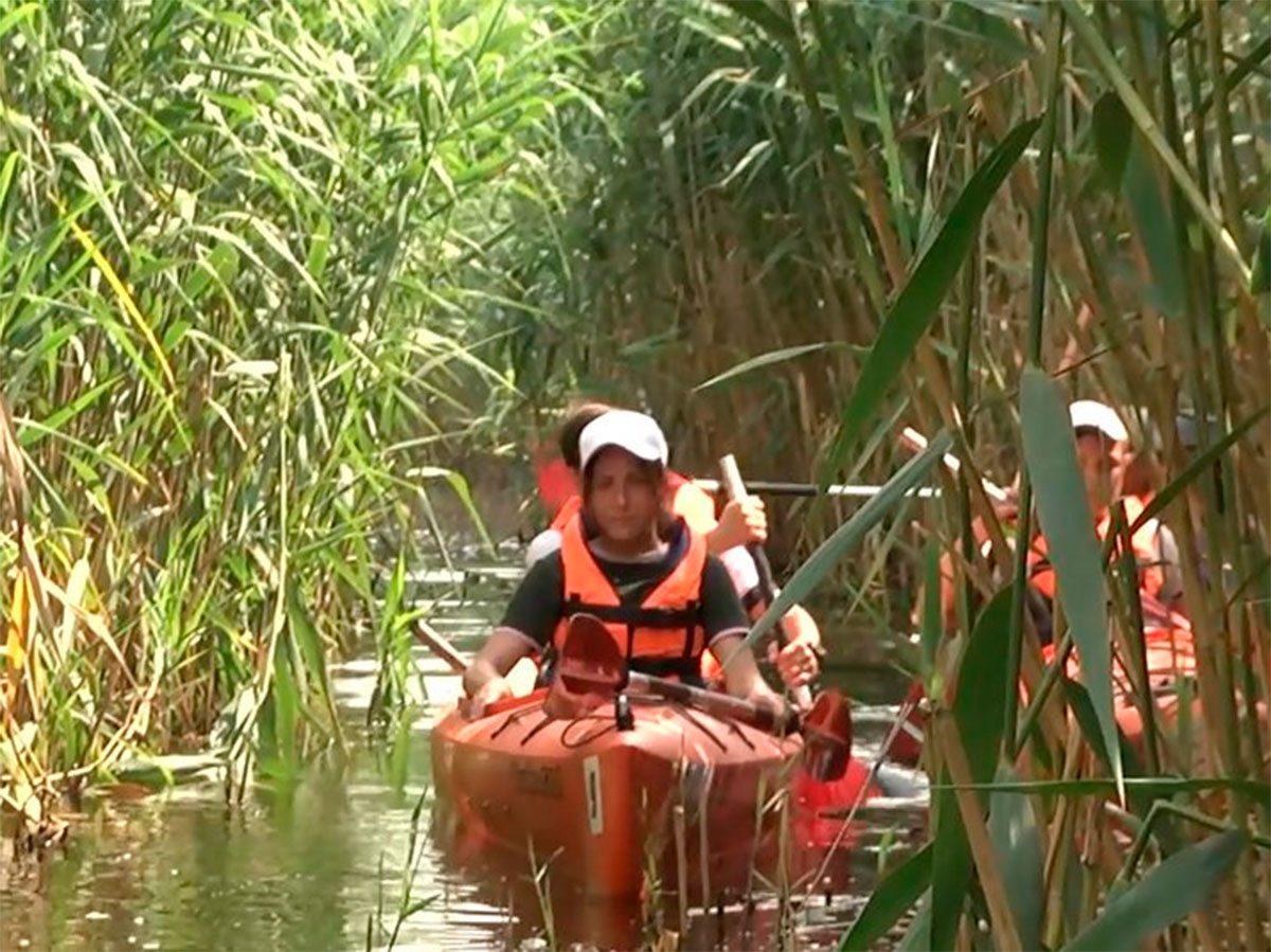 Нові туристичні маршрути Херсонщини освоюють студенти