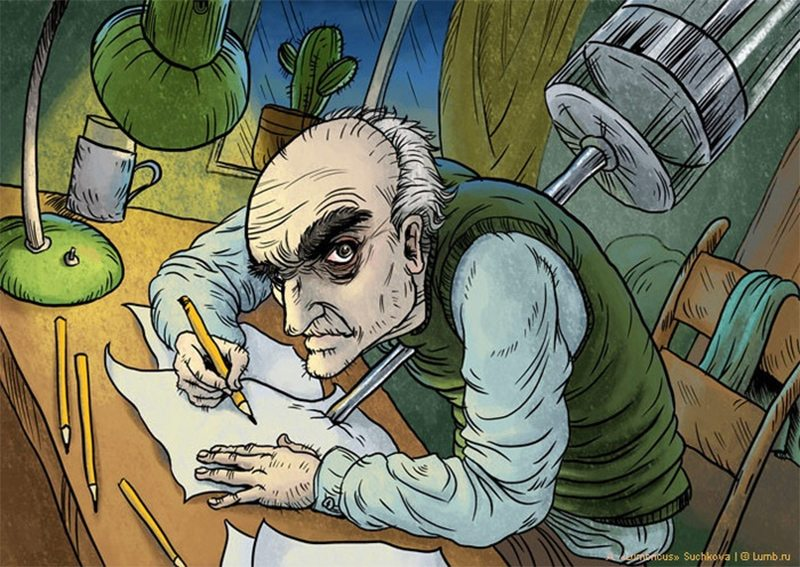 Мудрый херсонец считает: Умер Морозов, но Дело - живет...(лучше бы было наоборот!)
