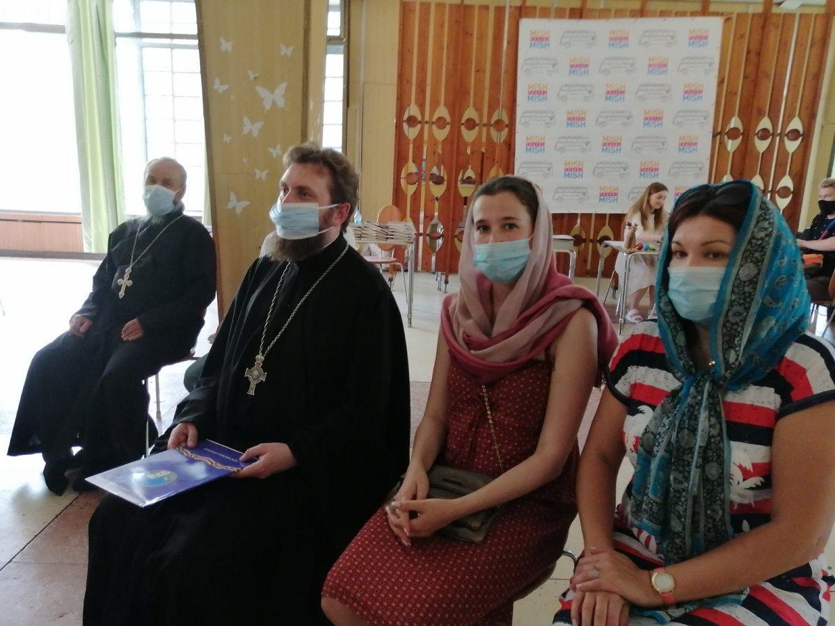 В Херсонской епархии УПЦ проходит XVIІІ Всеукраинская молодежная конференция