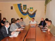 В Олешківському районі вирішують питання весняного призову
