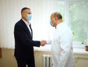 Медики Херсонщини - янголи в білих халатах