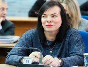 Ирина Ценкер заявила, что не имеет никакого отношения к фирмам, которые кормят херсонских школьников