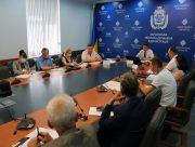 Состоялось первое заседание Госпитального совета Херсонского госпитального округа