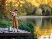 На Херсонщине юный рыболов сам себя поймал на крючок