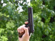 В Херсоне на детской площадке подстрелили школьника