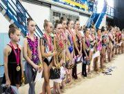 """У Новій Каховці відбувся відкритий чемпіонат міста з художньої гімнастики """"NK Cup 2021"""""""