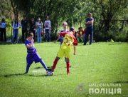 У Херсоні відбувся дитячий футбольний турнір на Кубок начальника обласної поліції