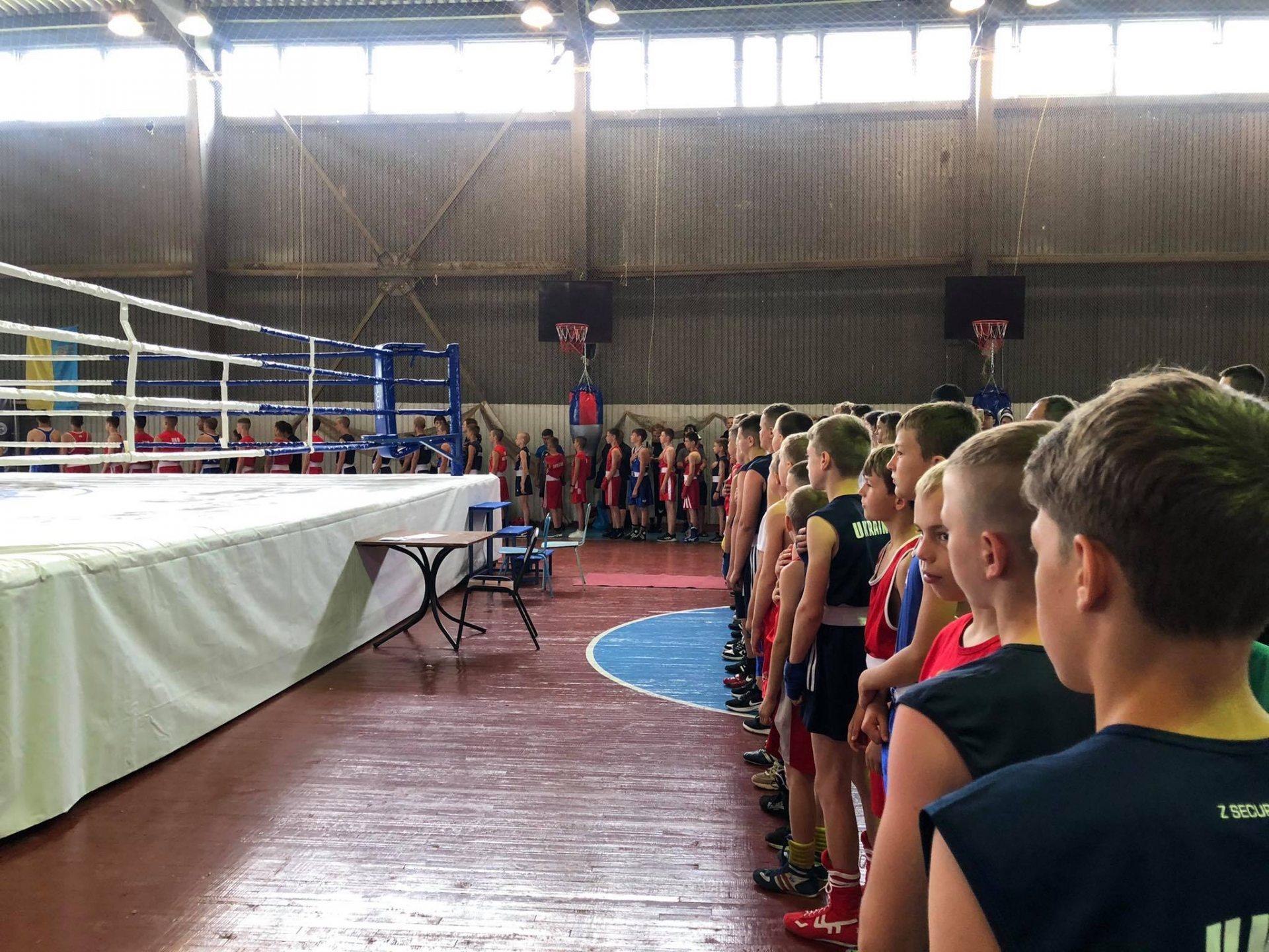 Железный Порт, турнир, бокс