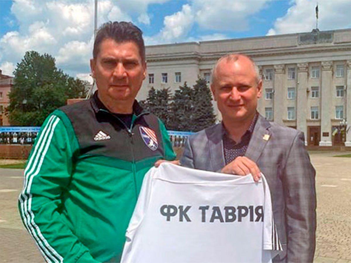 ФК Таврія, завдання, Пучков