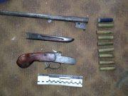 Житель Херсонщины хранил дома обрез и патроны к нему