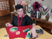 В Херсоне открылась выставка украшений известного мастера
