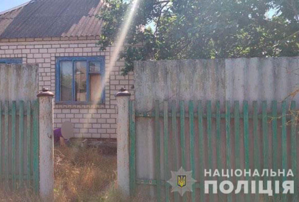 Гола Пристань, поліція, затримання