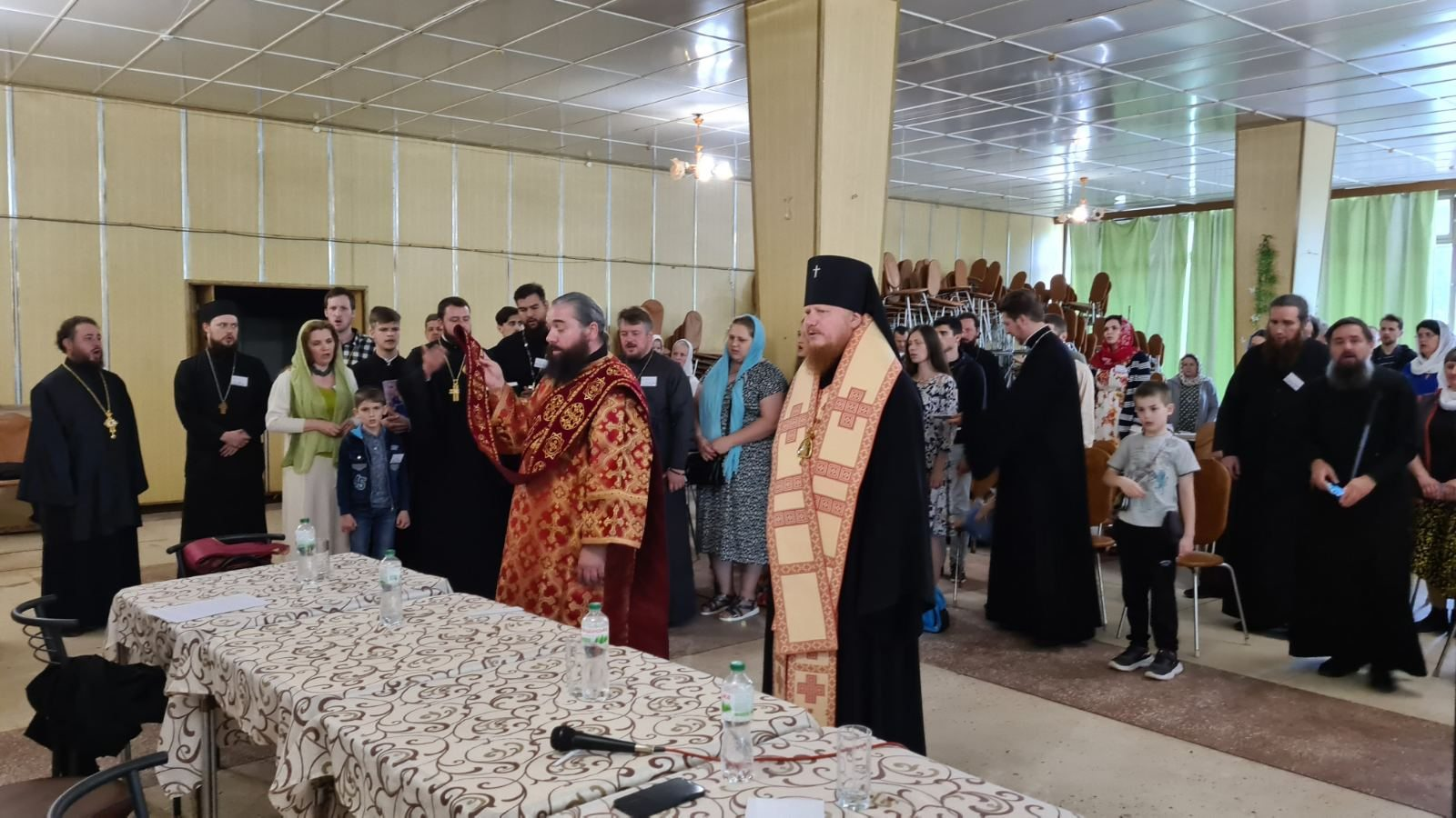 епархия, работа, конференция