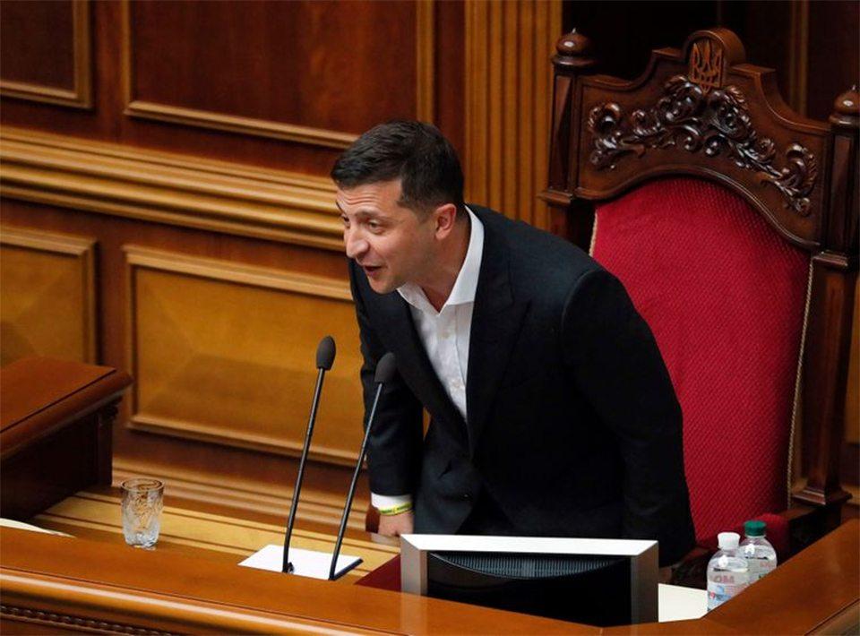 народні депутати, ініціативи, Зеленський