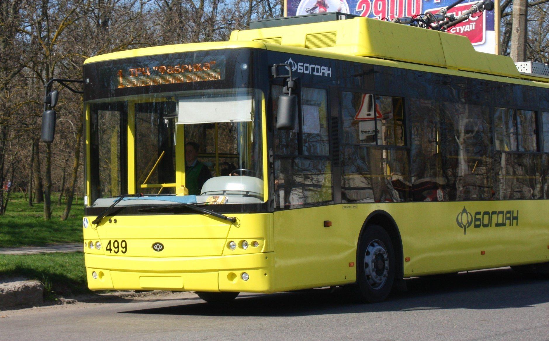 Херсон,«Херсонэлектротранс»,транспорт