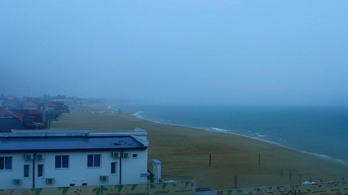 геническ, погода, отжых, море, туристы