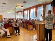 В Херсоне прошёл мастер-класс для учителей музыкальных и художественных школ
