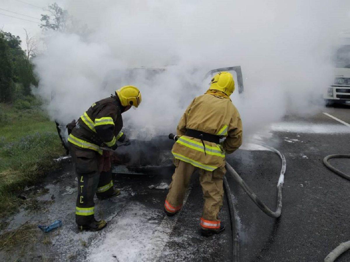 пожар, олешки, форд