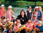 На Хероснщині в оздоровчих таборах поліцейські працюють з дітьми