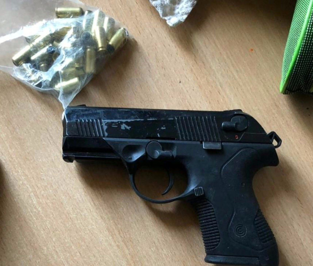 пистолет,Херсон,патроны