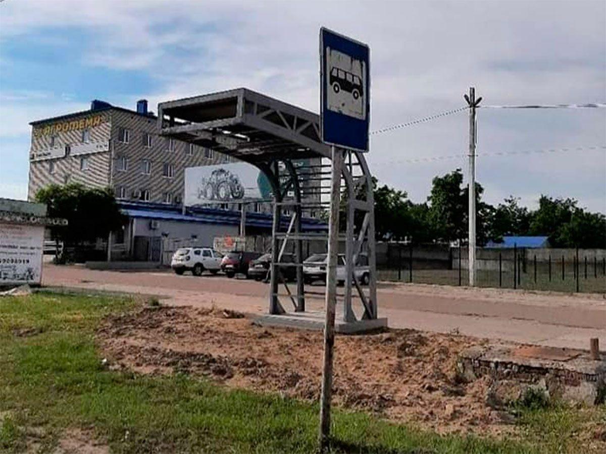 Олешки, пам'ятник, Потоцький