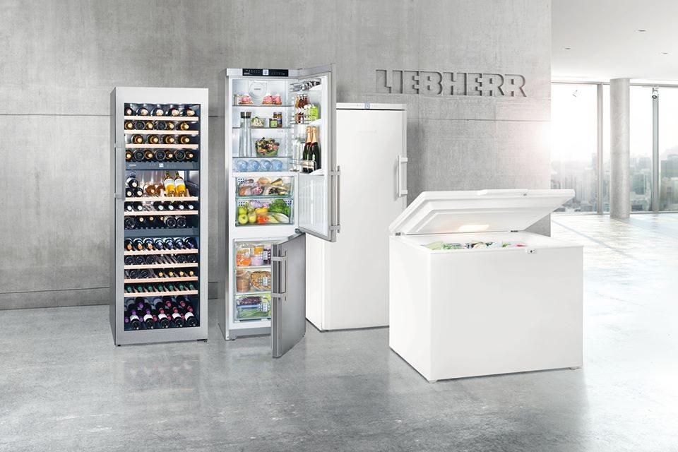 холодильник, Liebherr, выбор