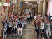 В Херсоне открылся летний лагерь для детей
