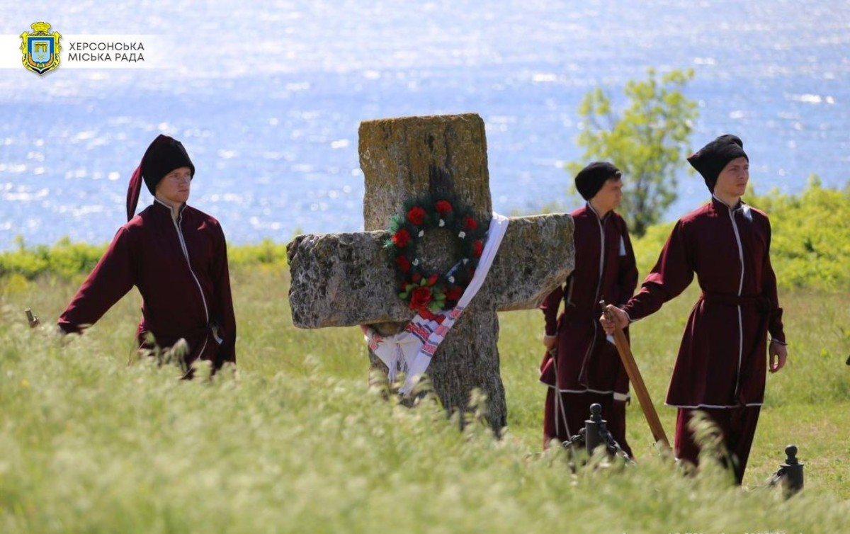 историческая реконструкция,Бериславский район,Каменская Сечь