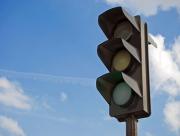 В Херсоне не работает светофор