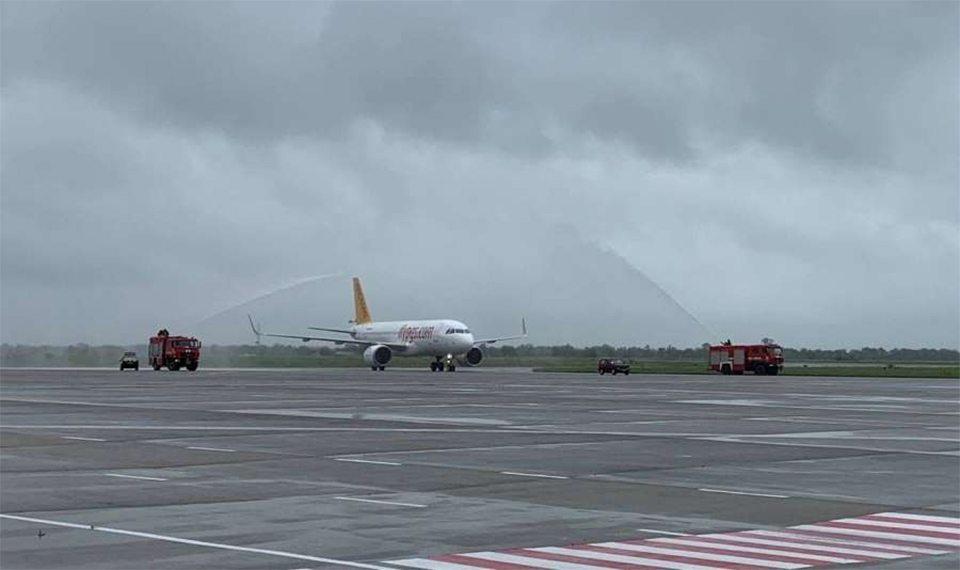 аеропорт, Стамбул, самолет