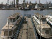 В Херсоне речные перевозки катерами на дачи находятся под угрозой срыва