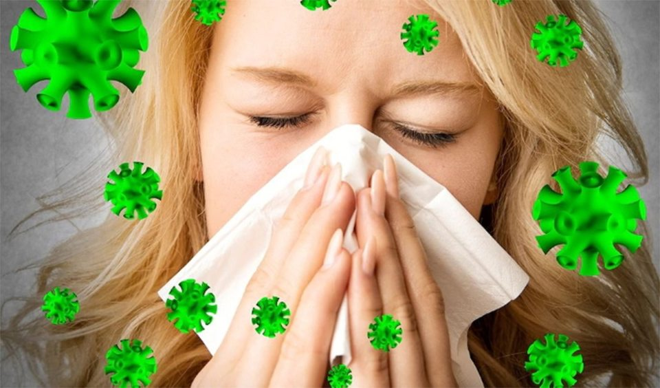 симптом, чихание, коронавирус