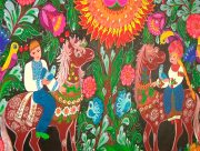 У Херсонській облраді відкрилась художня виставка