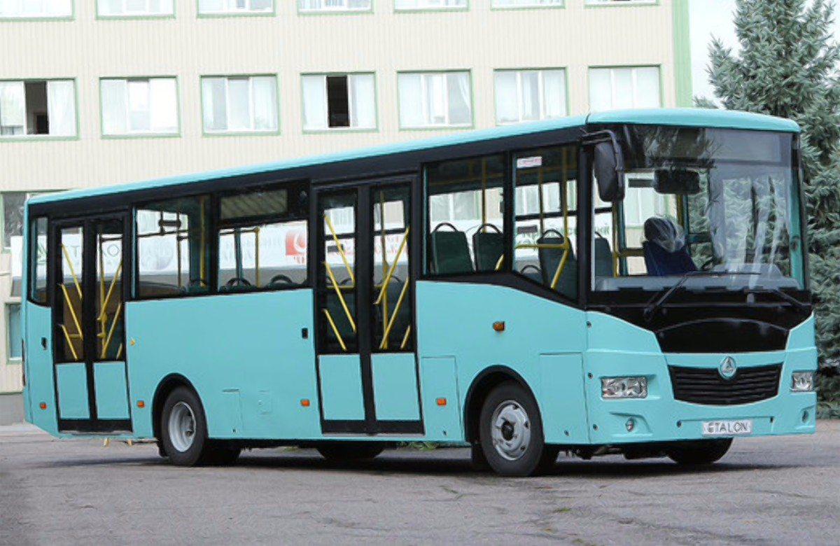 новые автобусы,Херсон,горсовет