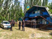На курортах Херсонщины начали работу 4 полицейские станции