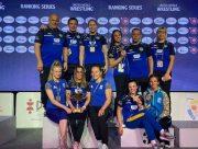 Херсонские спортсменки стали призёрами турнира по вольной борьбе в Польше