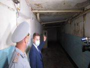 Заместитель Генпрокурора требует прекратить эксплуатацию аварийного Херсонского следственного изолятора