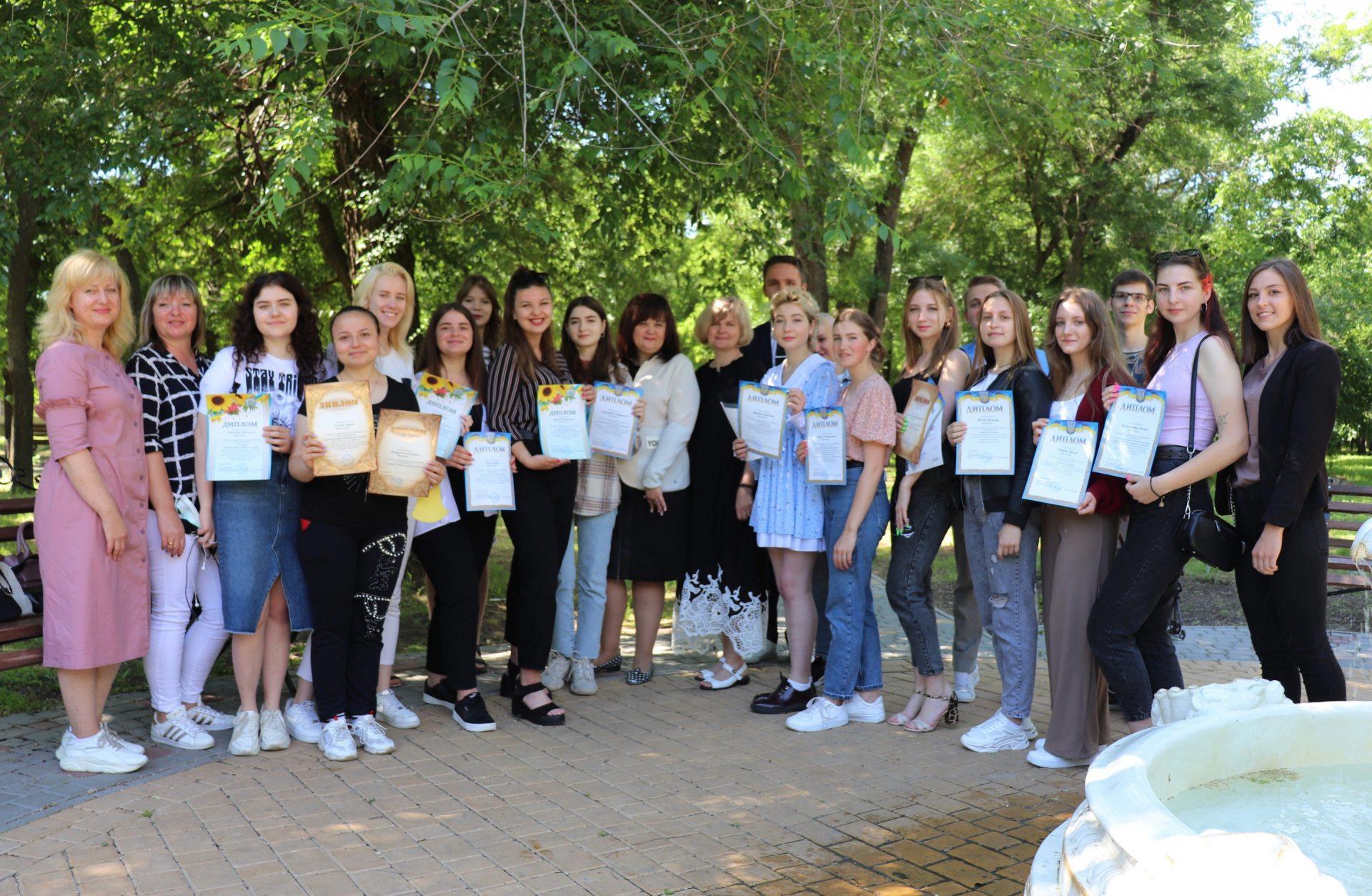студенти, журналісти, нагороди