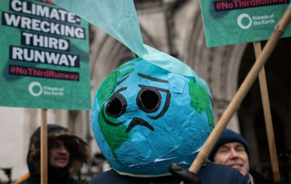 ООН, климат, изменения